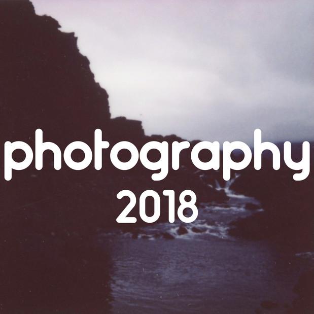Photography 2018