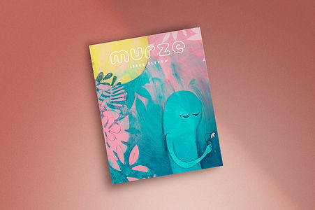 Murze Issue Eleven