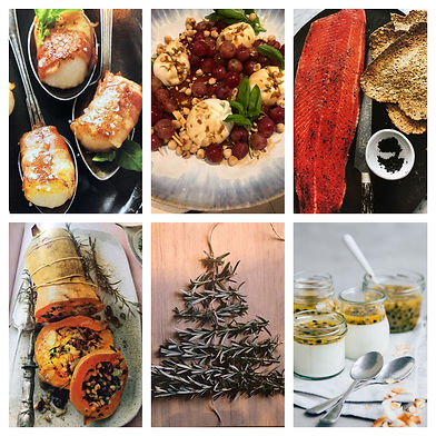 Trek Catering december diner