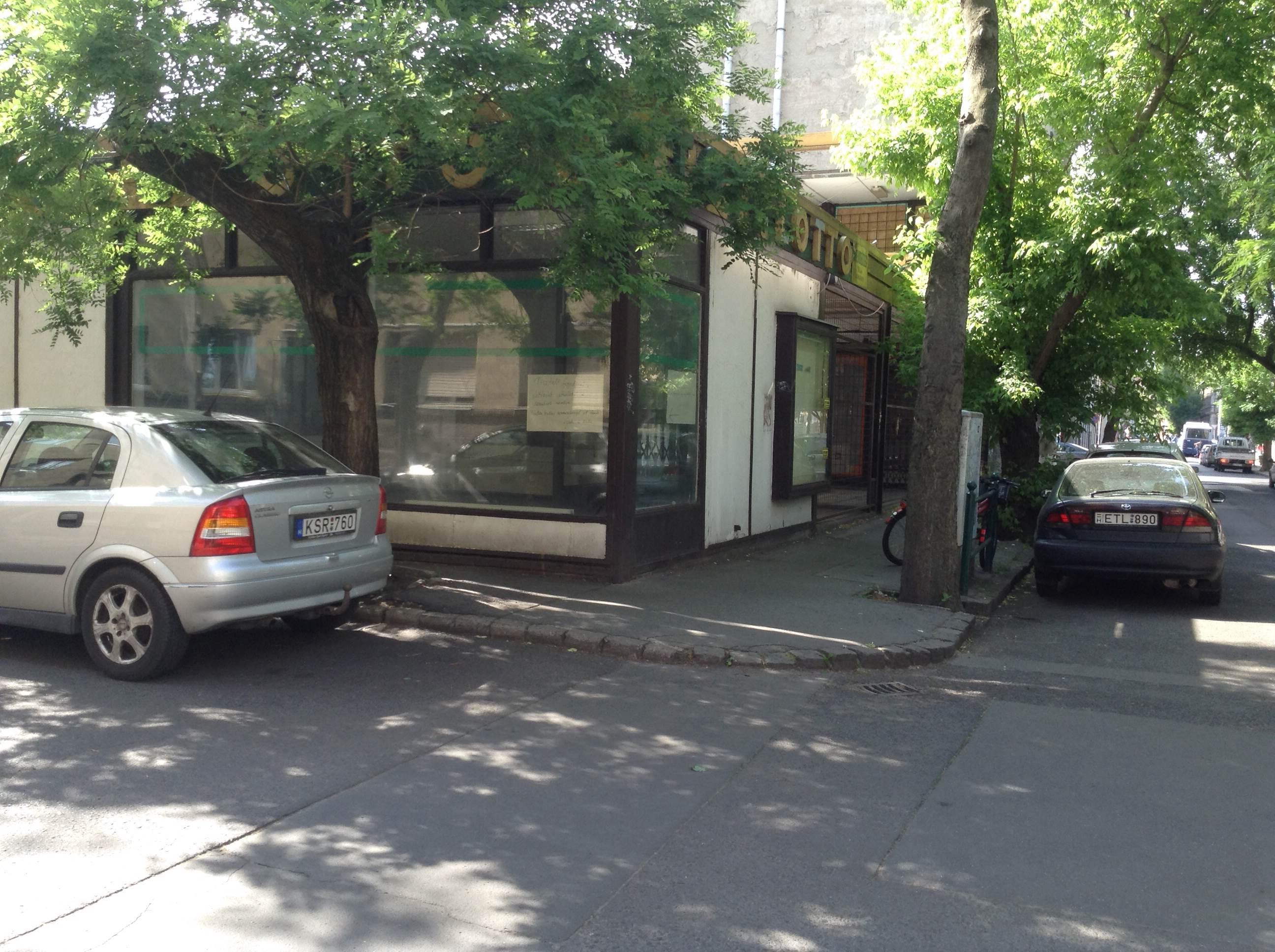 Jókai utca - Kassai utca sarok