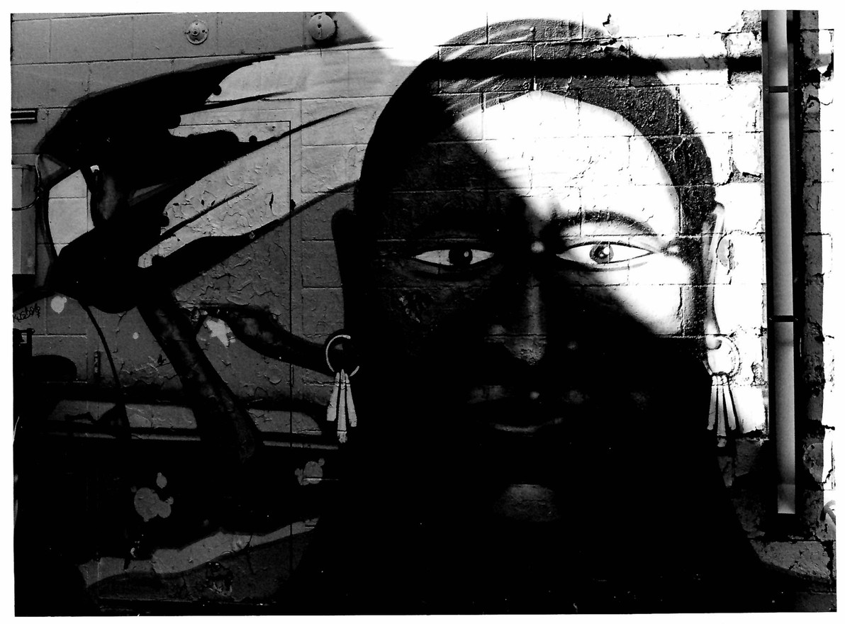 Native American Graffiti