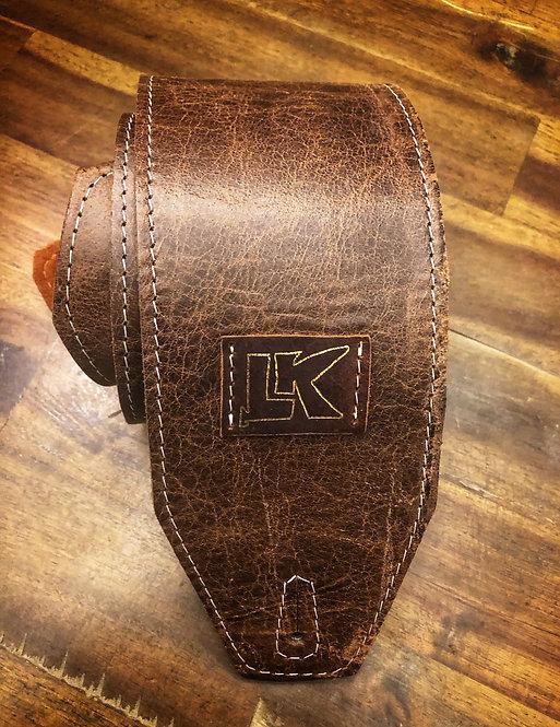 LK Distressed Brown Strap