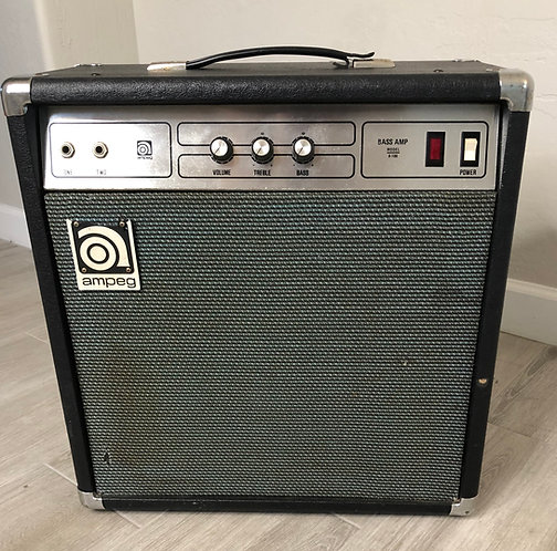 Ampeg B-100 (70s) Solid State Bass Amp