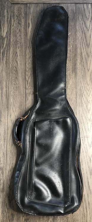 Vintage Leather Bag from 60s/70s