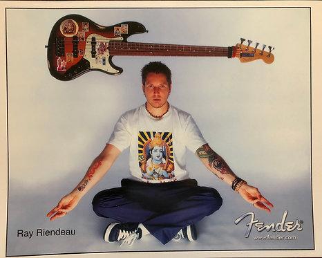 Fender Artist - Ray Riendeau - Promo