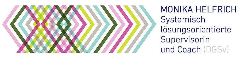 Behrendt Graphic Design corporate identity for Monika Helfrich coach