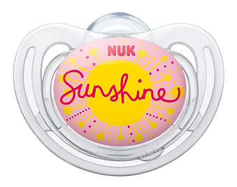 Linn Behrendt designer soother illustration Schnuller for NUK-sunshine-Sonnenschein