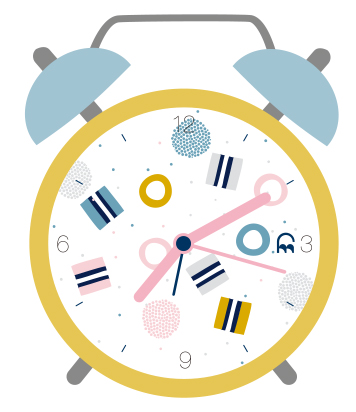 Ruixin alarm clock-Linn Behrendt