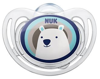 Linn Behrendt designer soother illustration Schnuller for NUK-polar bear-Bär