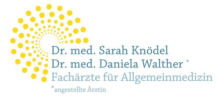 Behrendt Graphic Design logo for Dr. med Knoedel