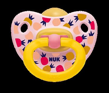 Linn Behrendt designer soother illustration Schnuller for NUK-pineapple-Melone