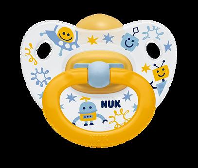 Linn Behrendt designer soother illustration Schnuller for NUK-monster-astronauts
