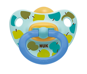 Linn Behrendt designer soother illustration Schnuller for NUK-apple