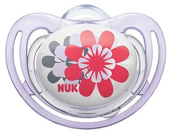 Linn Behrendt designer soother illustration Schnuller for NUK-flower-Blume