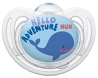 Linn Behrendt designer soother illustration Schnuller for NUK-Hello adventure-whale-Wal