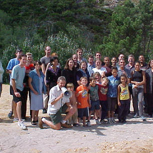 LHBC Church Camp 2003