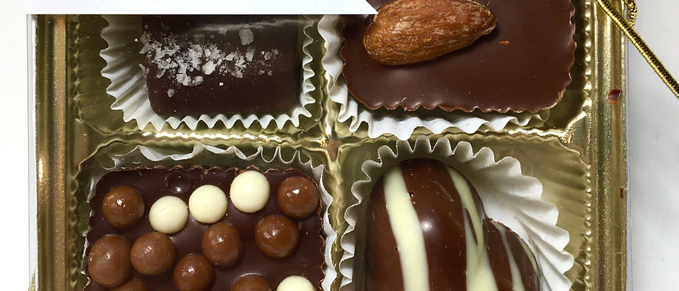 Xocolate Bar Milk Classics Truffle Boxes