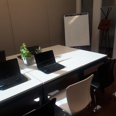 ¿Por qué contratar salas de reuniones en espacios Coworking?