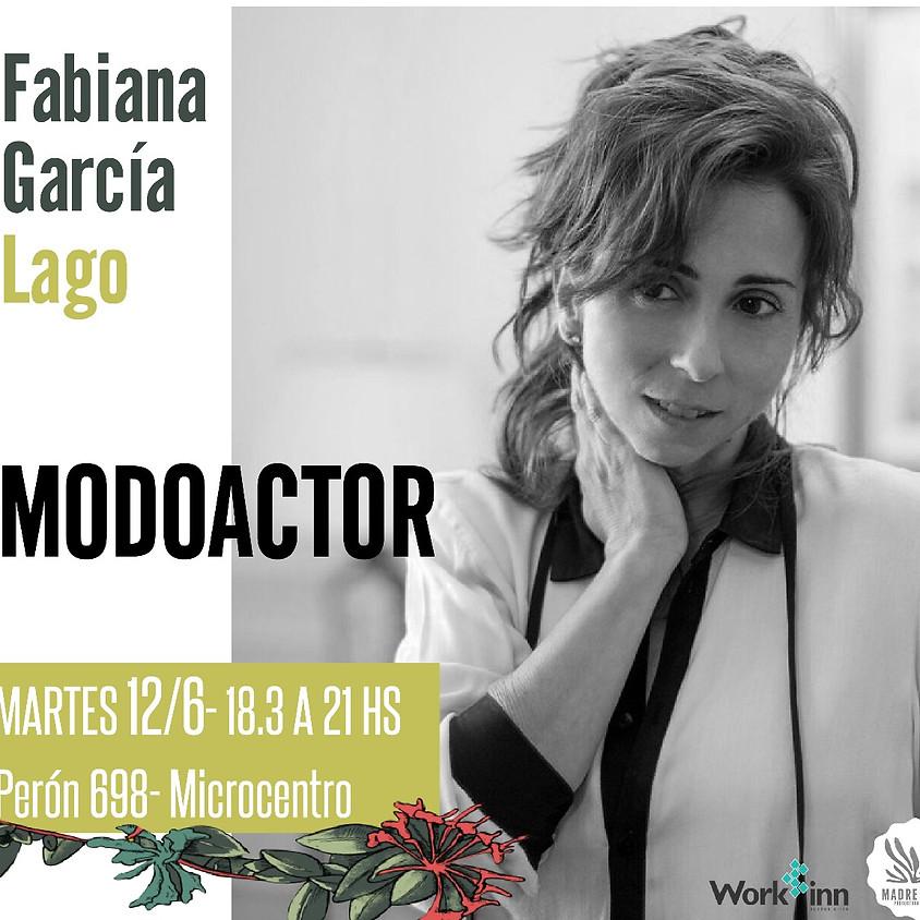 Workshop de  Fabiana García Lago