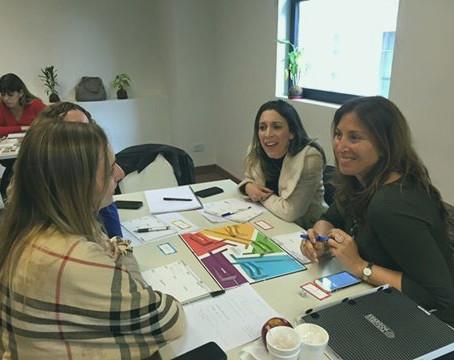 Oficinas compartidas en coworking
