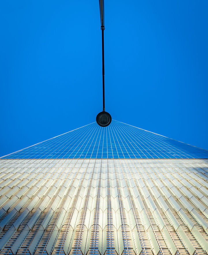 Streetlight - One World Trade