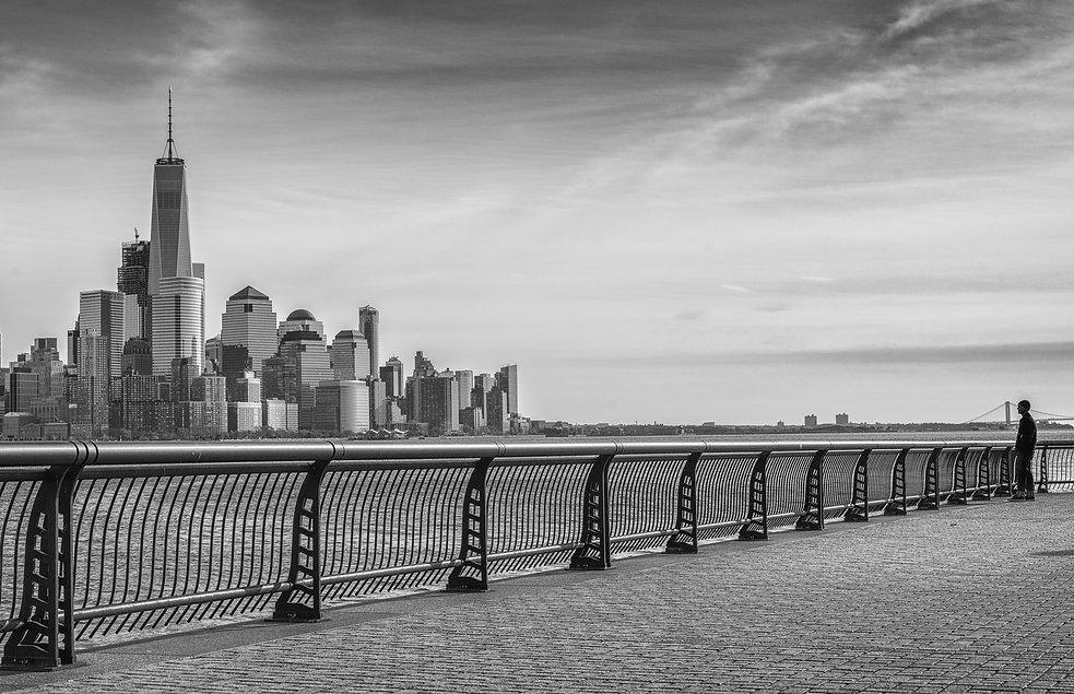 Hoboken Promenade