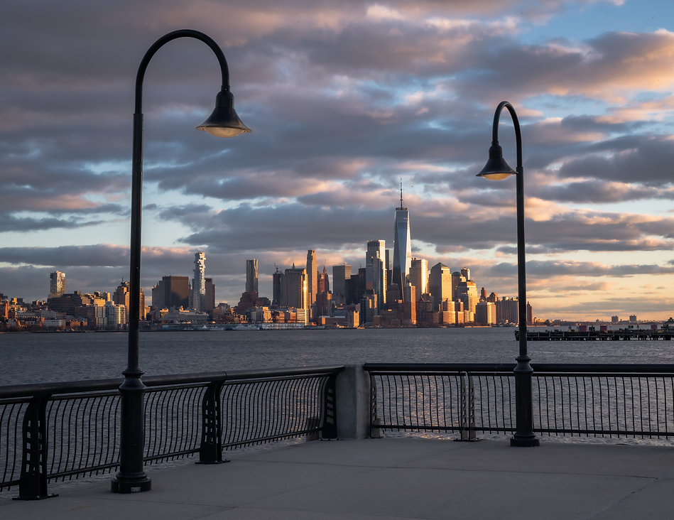 NYC Financial Area - View from Hoboken