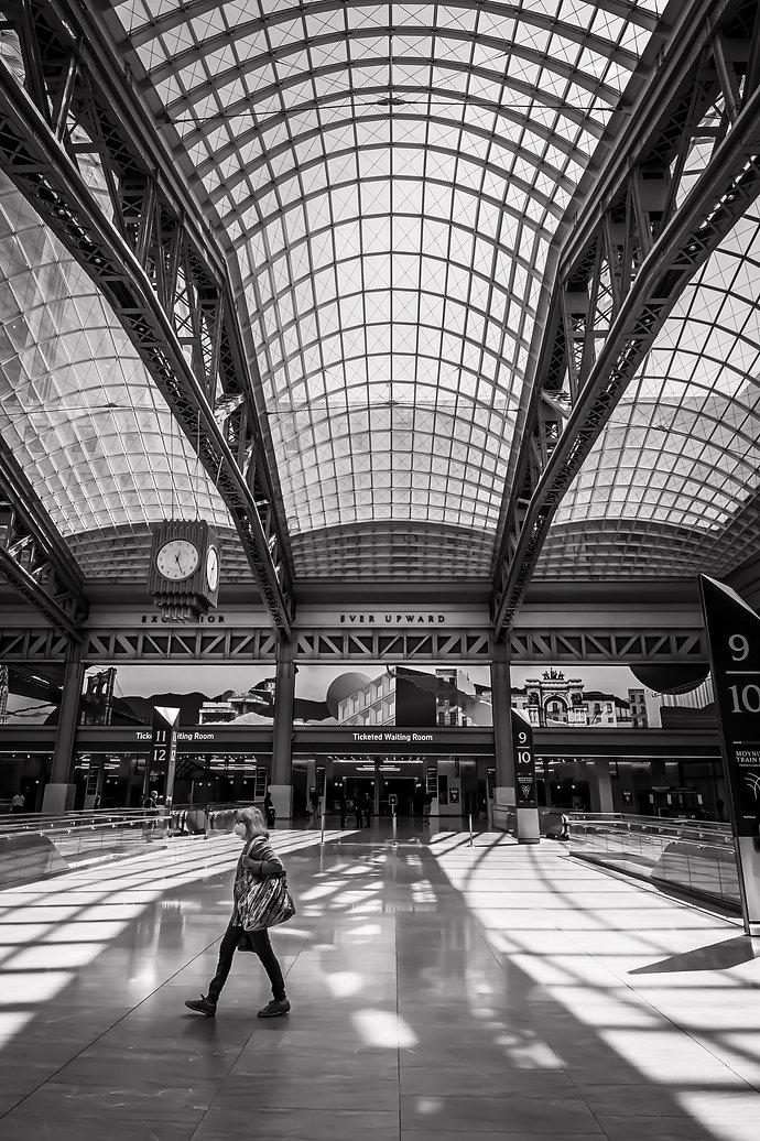 Moynihan Hall - Penn Station