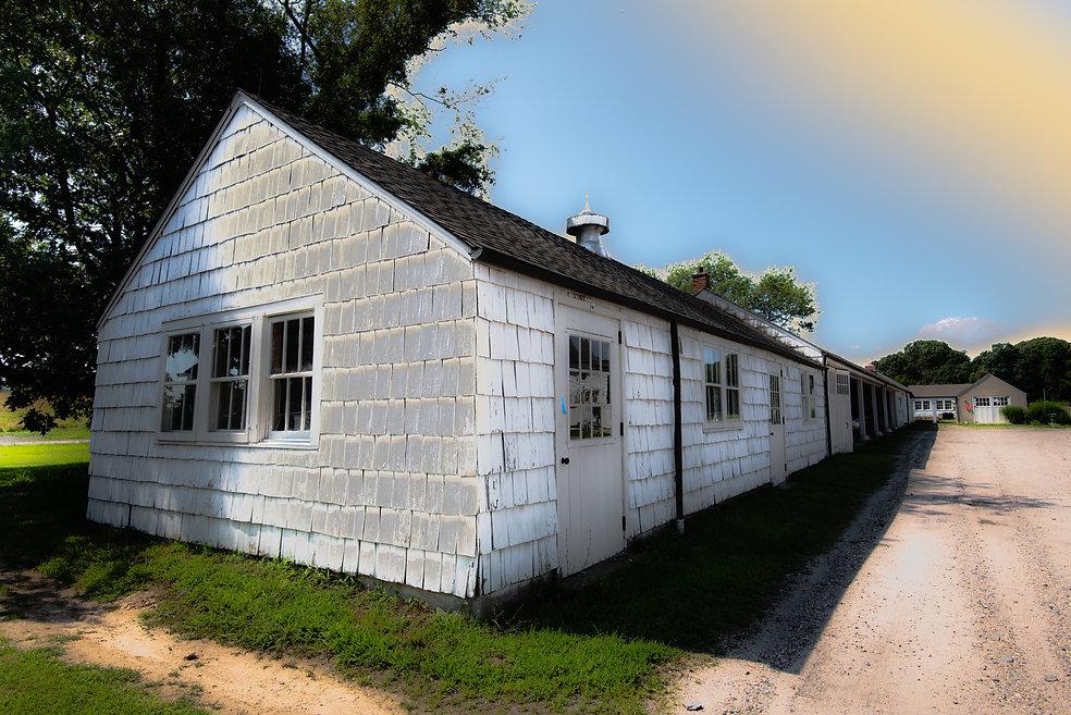 Caumsett Fmn House
