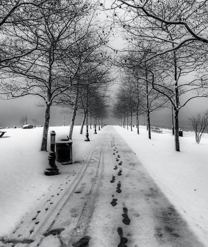 Hoboken Footpath