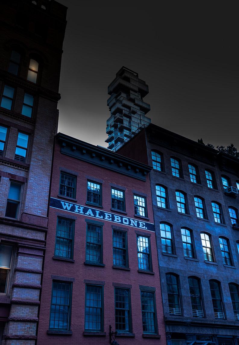 Whalebone Building - TriBeCa