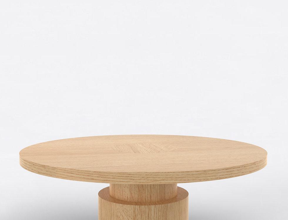 100 Coffee Table Oak