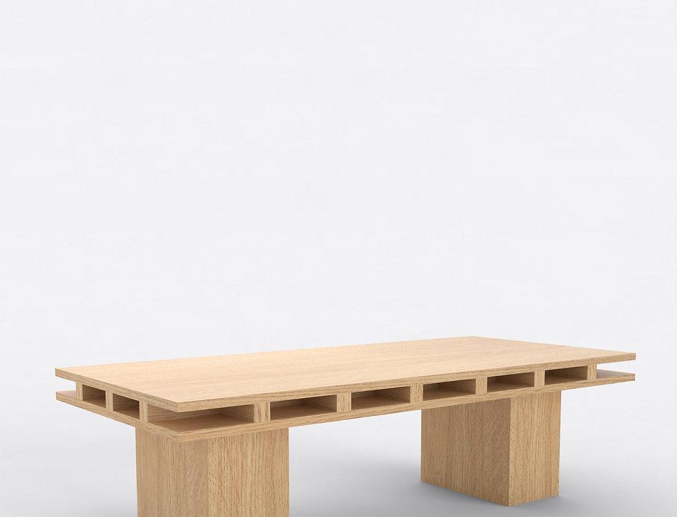 101 Coffee Table Oak