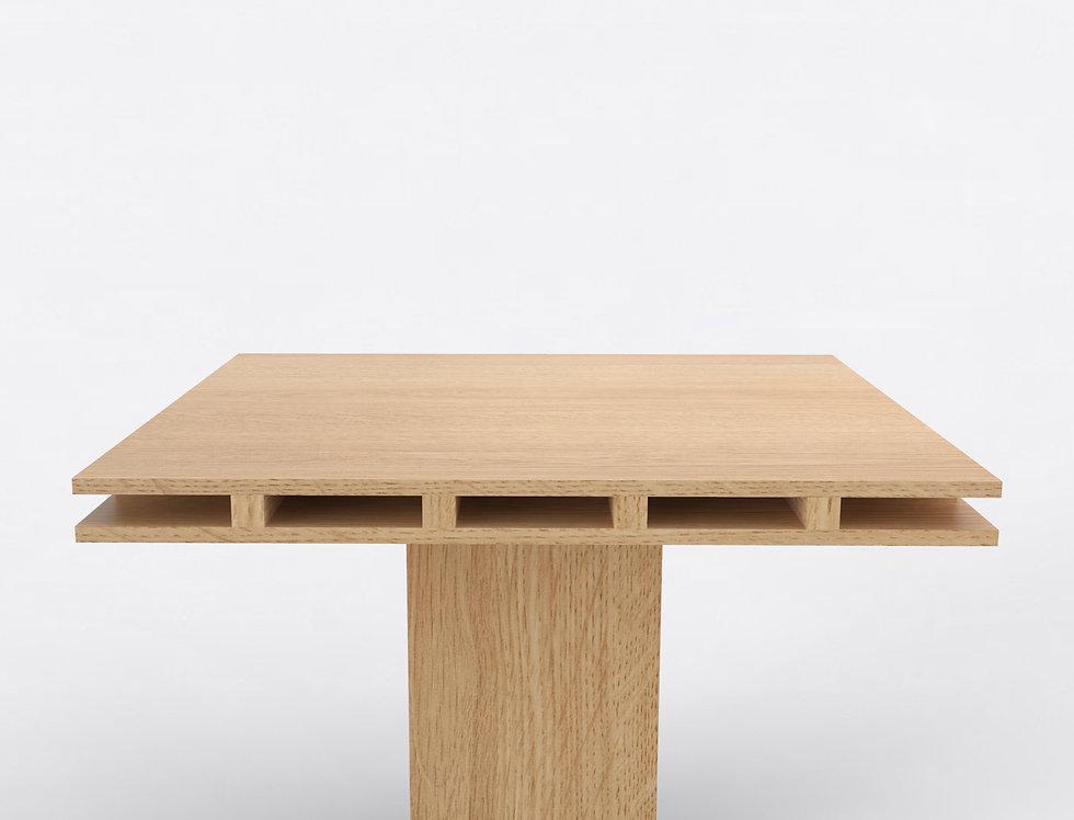 101 Dining Table Oak