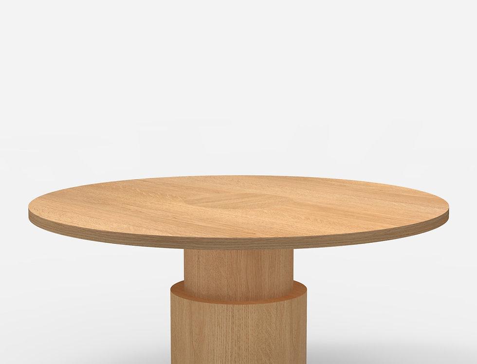 100 Dining Table Oak