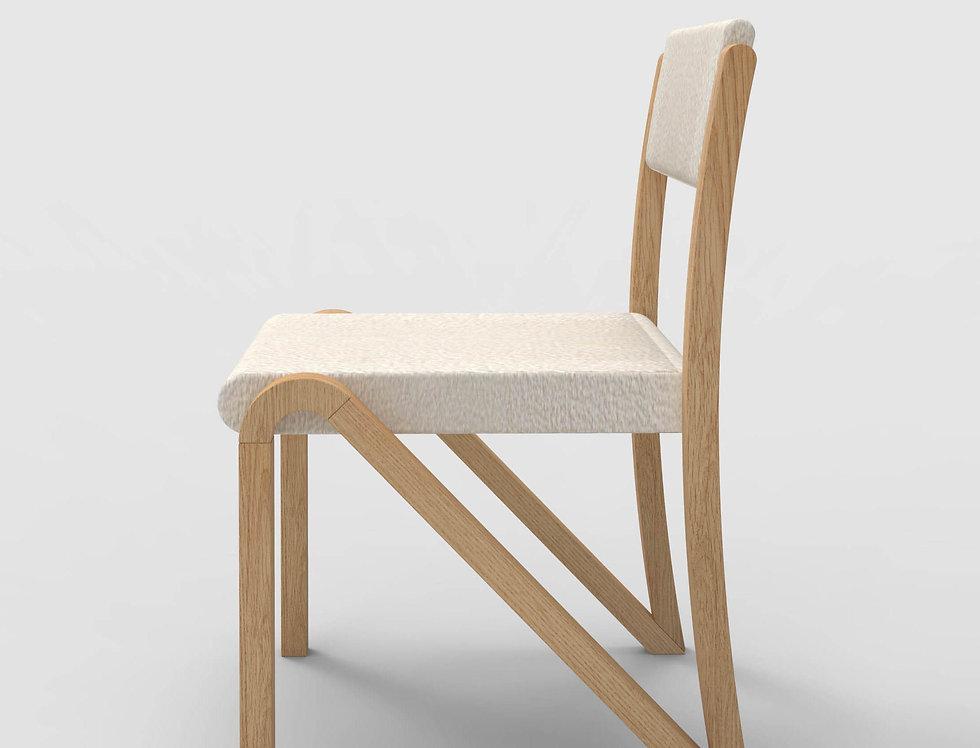 Side Chair Oak UPH