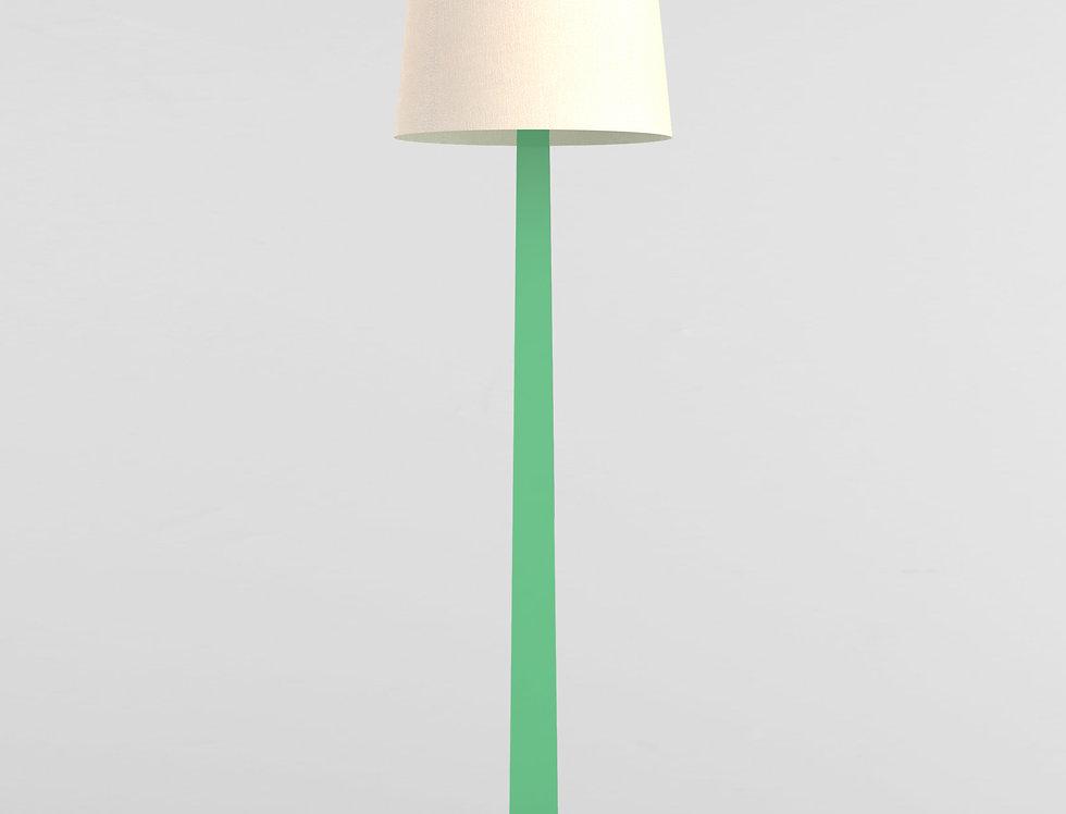 002C Floor Lamp Walnut