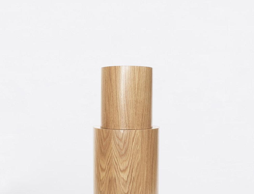 100 Side Table Oak