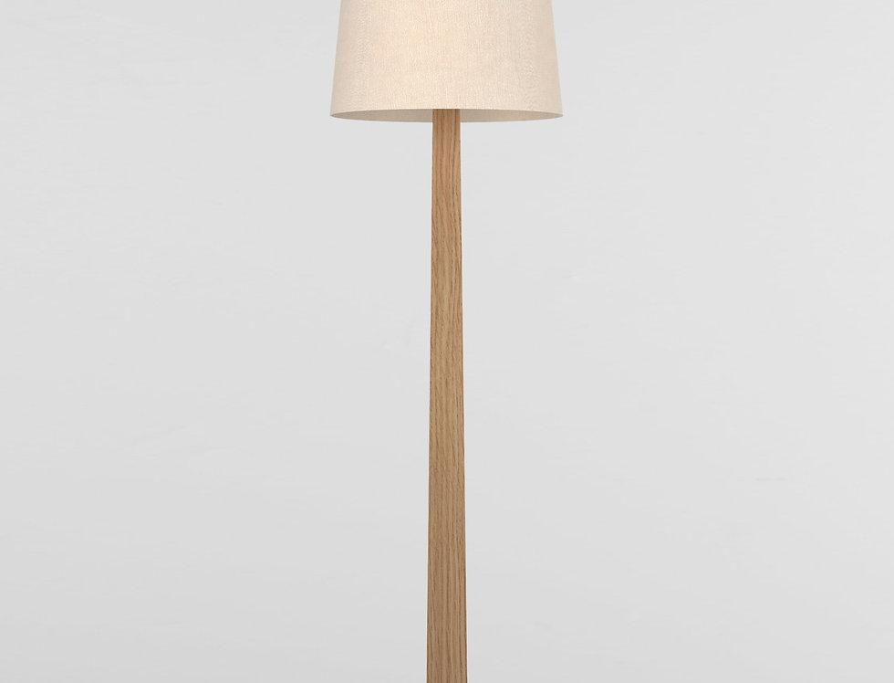 002 Floor Lamp Oak