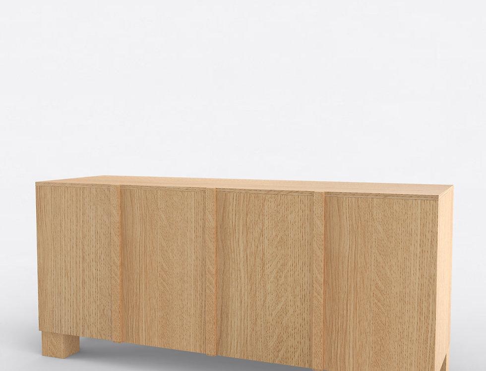 100 Storage Oak