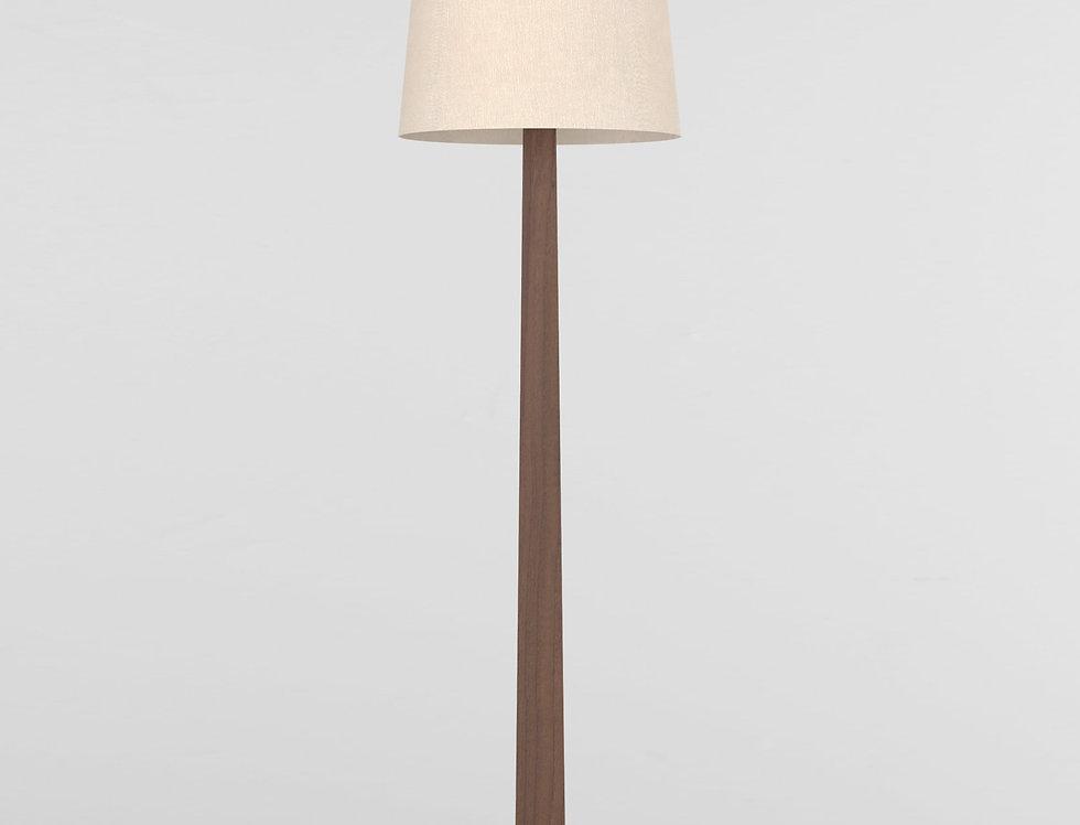 002 Floor Lamp Walnut