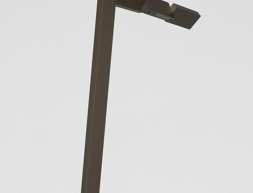 001 Floor Lamp BLK
