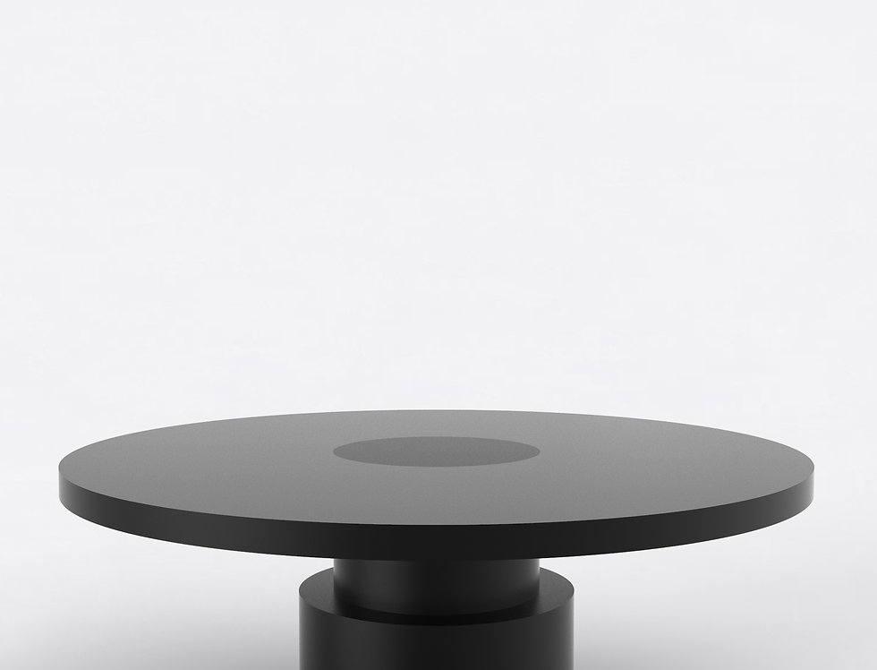100 Coffee Table BLK