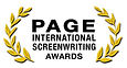 Page International Screenwriting Awards Winner