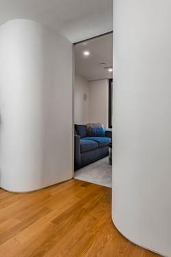 Passivehouse 29 Bellis Hallway 1