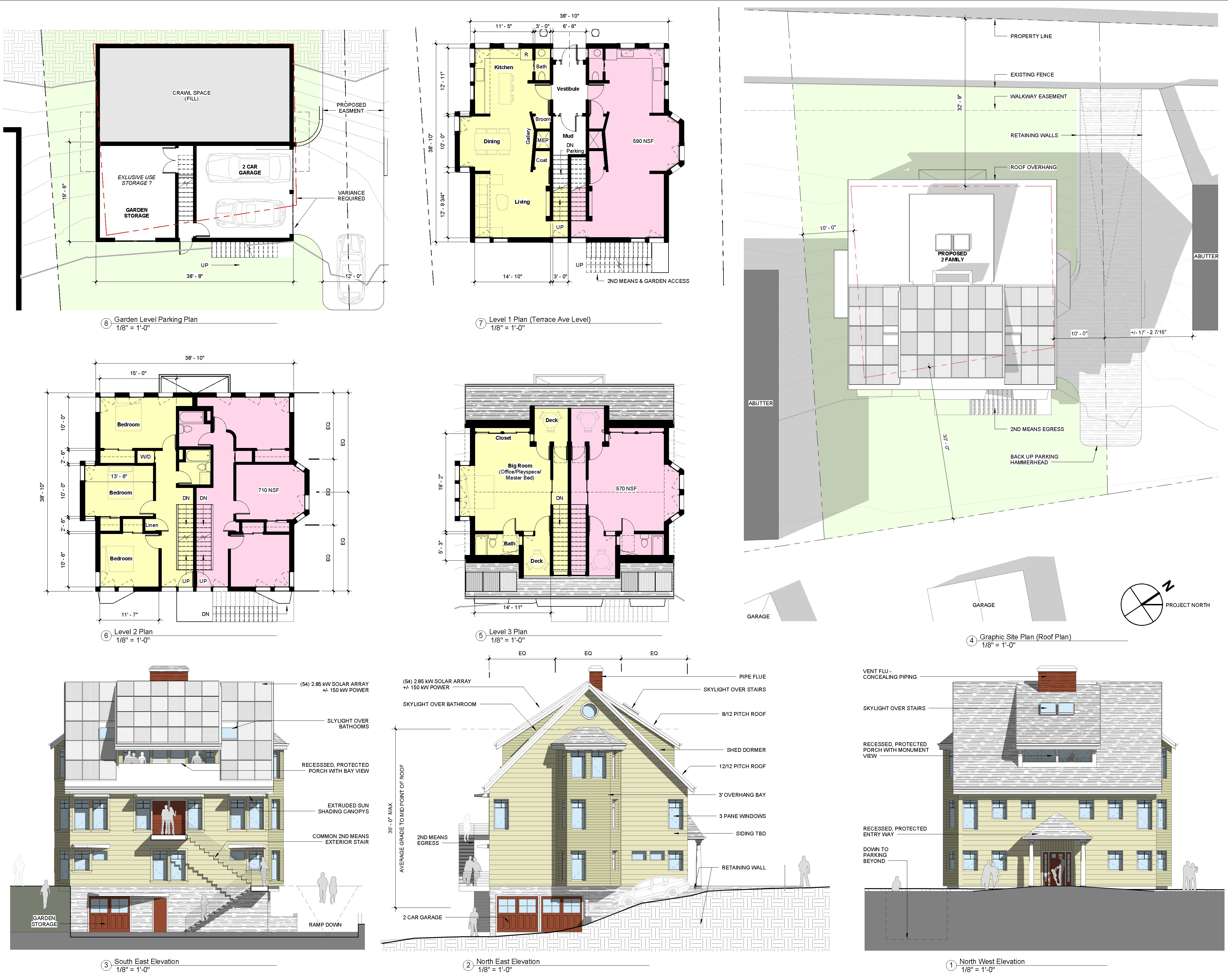 2016 0215 6 Fort Ave Terrace OPT 1 Design Review