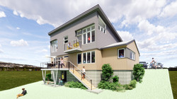 25 Crosby Deep Energy Retrofit Exterior