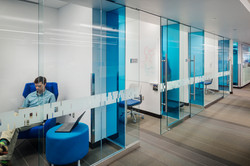Lab Office Design Fit Out 1