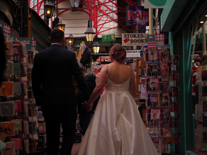 Wedding Reading Ideas: #1 'Love Is A Temporary Madness'