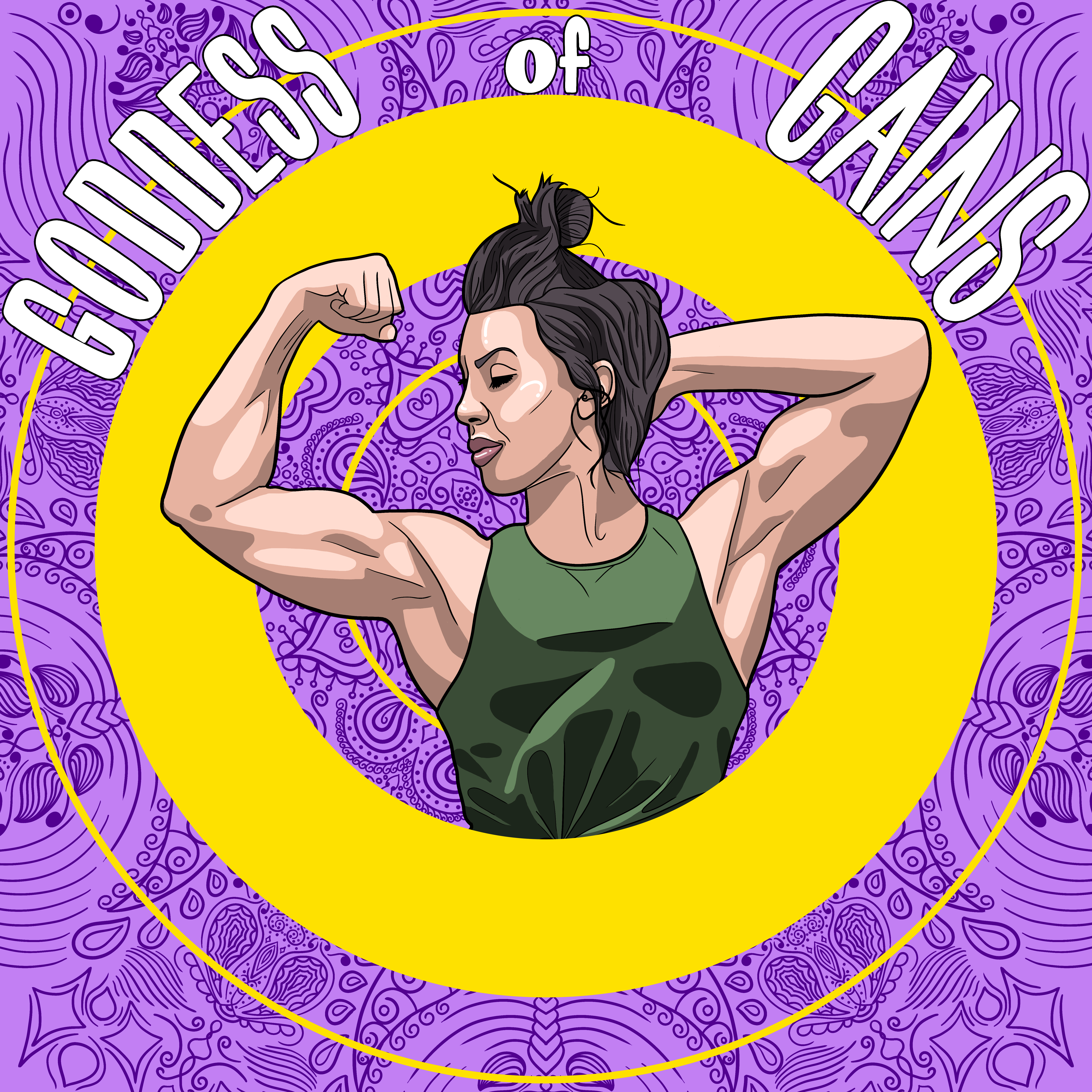 Goddess of Gains